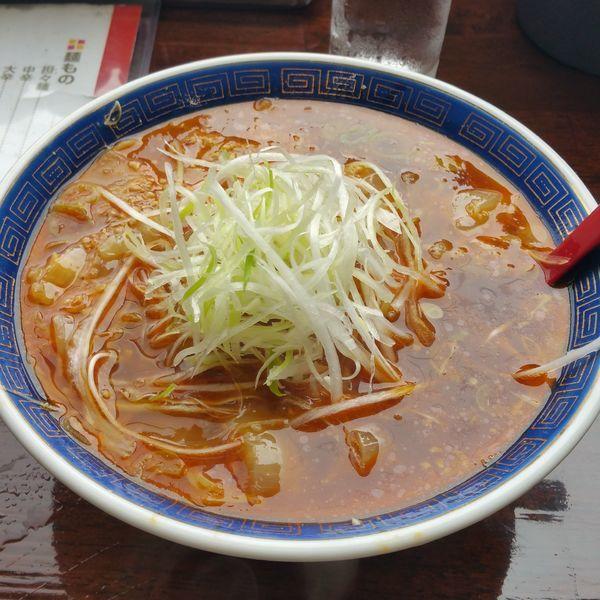 「担々麺」@江ざわの写真
