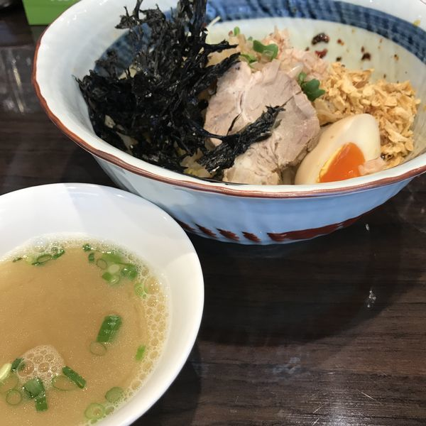 「バンメン(¥750)」@名物よだれ鶏と濃厚鶏白湯麺 MATSURIKA 武蔵新田店の写真