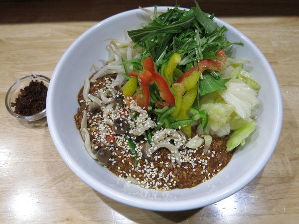 「回鍋肉びゃんびゃん麺:950円」@担々麺琉帆~RuPaN~の写真