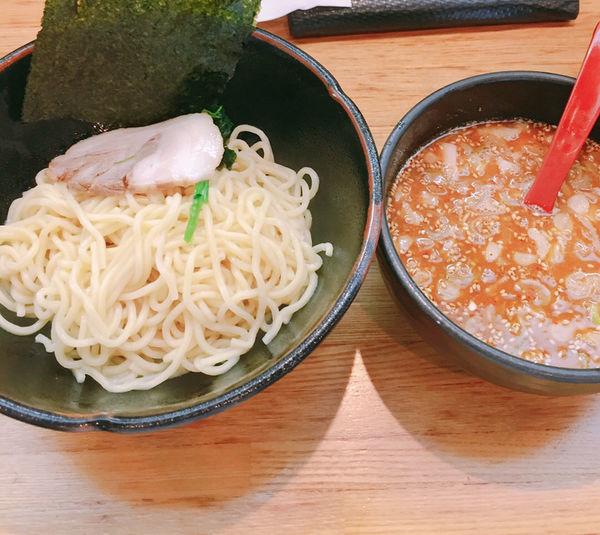 「つけ麺 味噌 820円」@ラーメン大桜 川崎平店の写真