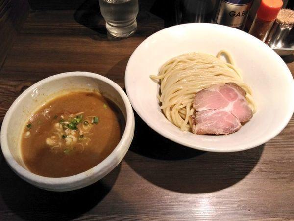 「伊勢海老つけ麺」@つけ麺 一燈の写真
