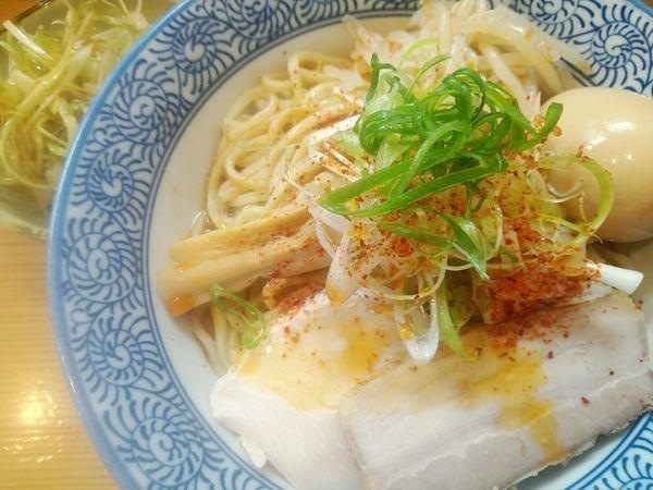 「濃厚担々まぜそば+味玉+辛い白髪ネギ」@麺処 いし川の写真