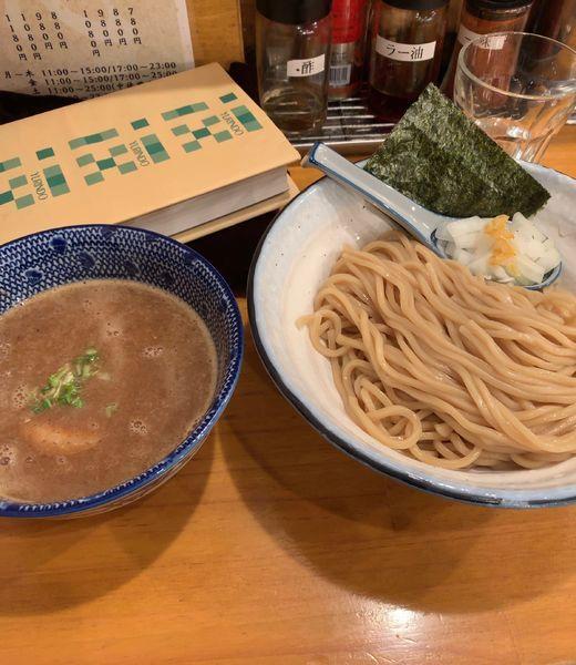 「つけ麺」@麺屋 海心の写真