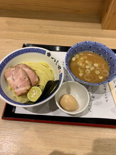 「特性濃厚つけ麺」@つじ田 ららぽーと湘南平塚店の写真