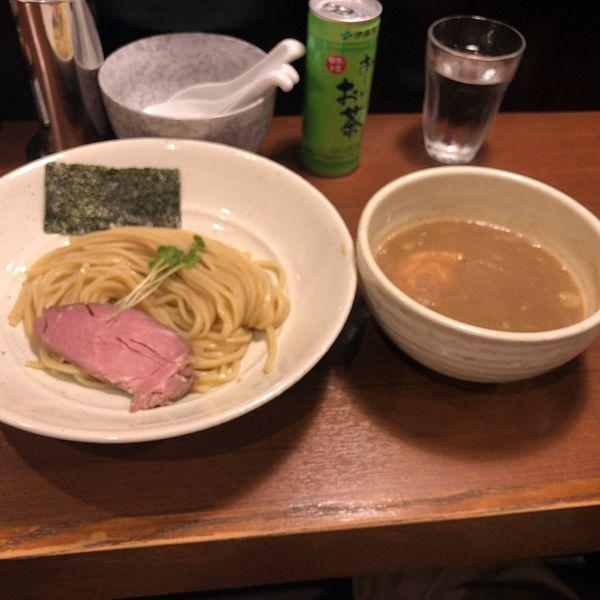 「つけめん(850円)」@麺処 はら田の写真
