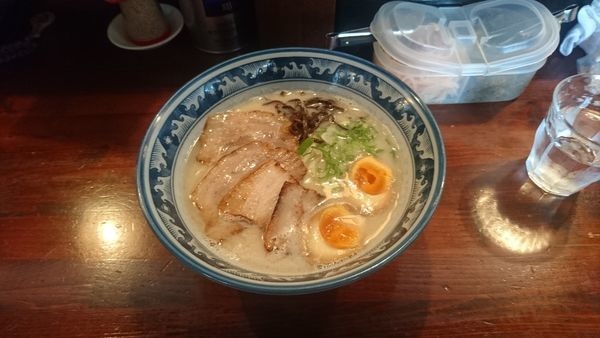 「特製とんこつ」@麺屋 大輔の写真