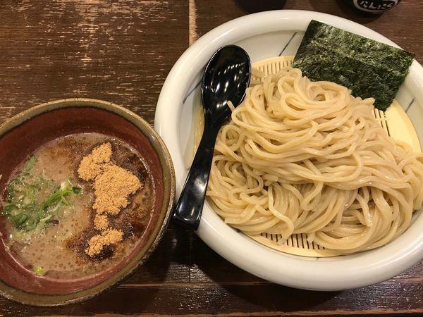 「つけ麺 ¥800」@中華そば うづまきの写真