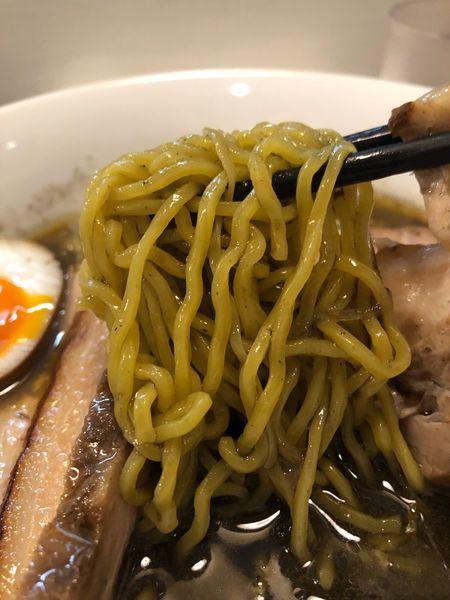 「黒味噌チャーシュー (1200円)」@らーめん風の写真