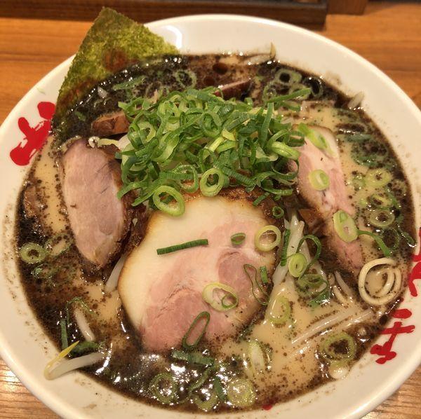 「ちゃーしゅう麺」@なんつッ亭 御徒町店の写真