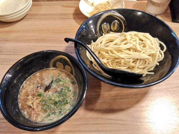 「つけ麺」@琉球島豚 麺屋なりよしの写真