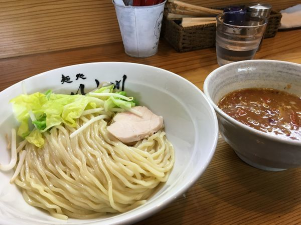 「【限定】トマトマトマトマトマトつけ麺」@麺処 いし川の写真