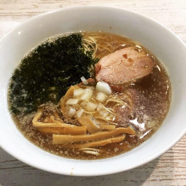 「ラーメン(朝)」@麺&cafe Coi.Coi.の写真