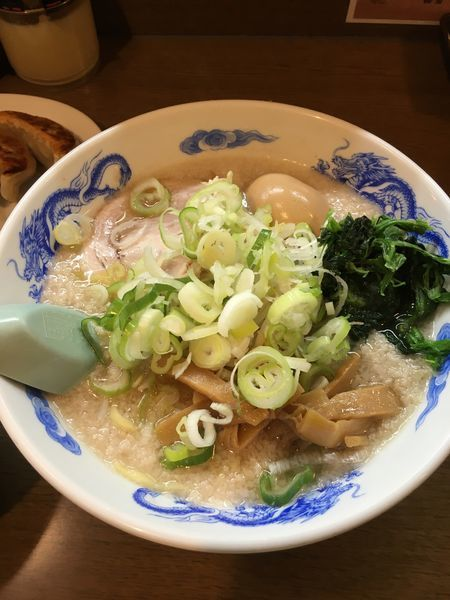 「醤油ラーメン+味玉」@麺屋 亥龍の写真