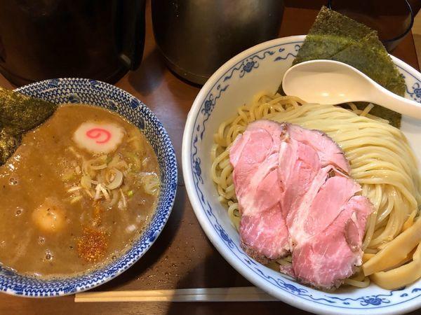「特性つけ麺」@俺の麺 春道の写真