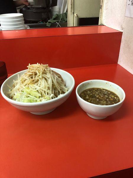 「限定麺 つけ麺860円」@ぶたのジョーの写真
