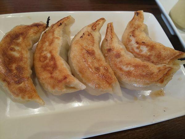「焼餃子」@麺処・餃子処 TESHIの写真