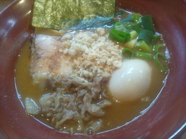 「極-Kiwami-みそSOBA¥890+特製炒飯¥500」@麺家 Shumen Doushiの写真