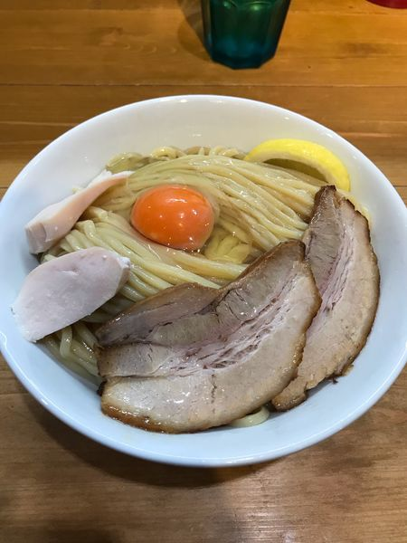 「TKM肉増し 麺400㌘」@ゴールデンタイガーの写真