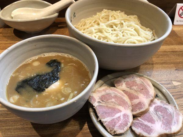 「味玉つけ麺大盛+チャーシュー¥1,620」@麺屋吉左右の写真