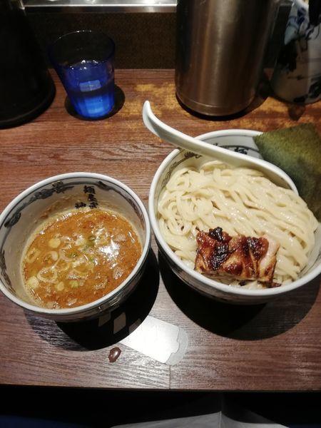 「つけ麺400グラム 880円」@麺屋武蔵 神山の写真