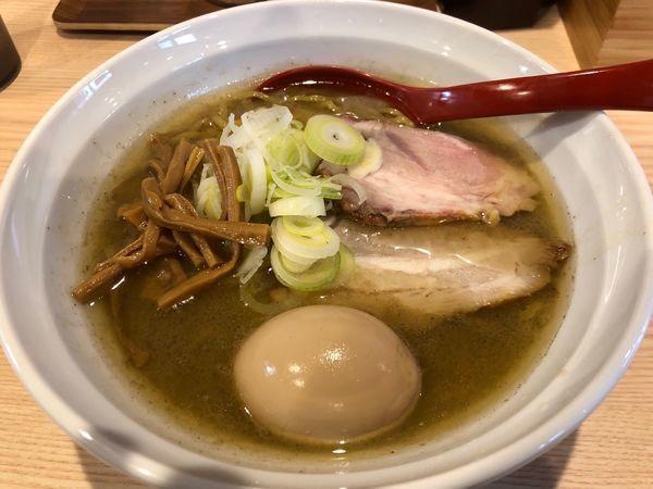 「【限定】札幌焼き味噌スタイル」@拉麺 大公の写真
