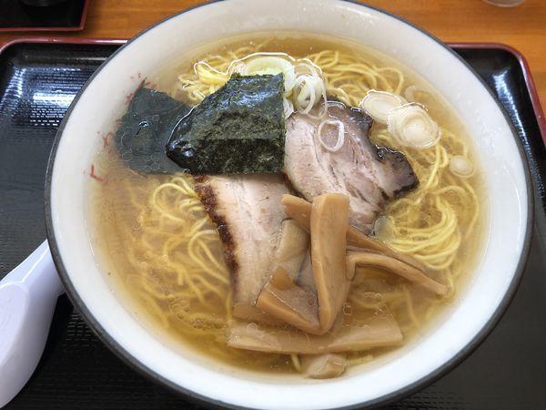 「らあめん(大盛)」@麺匠 よか楼 熊谷店の写真