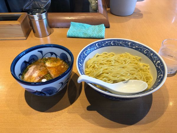 「つけ麺  780円」@中華そば 青葉 東大和店の写真