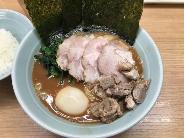 「令和記念: 特製味噌ラーメン」@横浜ラーメン 武蔵家 日吉店の写真