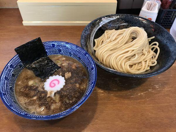 「つけ麺」@つけめん 桜の如くの写真