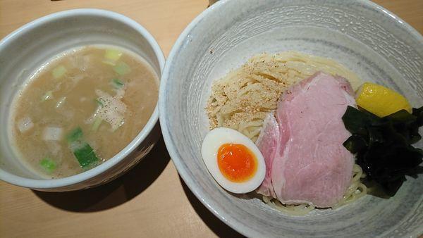 「塩つけ麺(900円)」@らーめん道の塩の写真