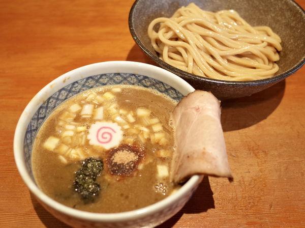 「つけめん…800円」@自家製麺 えなみの写真