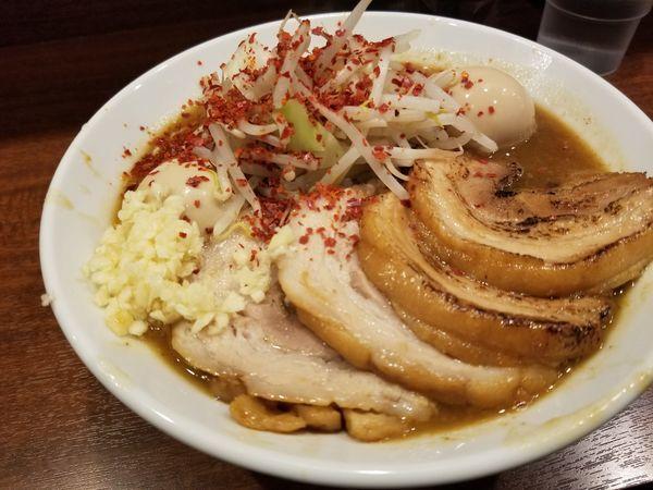 「ラーメン特製」@麺屋 づかちゃんの写真