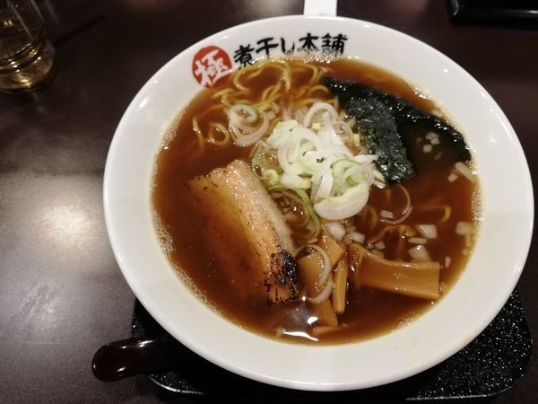 「煮干し中華そば 醤油」@極煮干し本舗 東松山店の写真