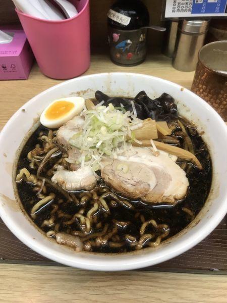 「札幌ブラック 大盛り」@いそのかづおの写真