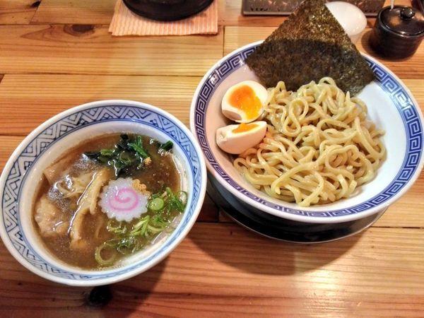 「特製魚介豚骨つけ麺」@中華そば ぬーじボンボン メンデスの写真