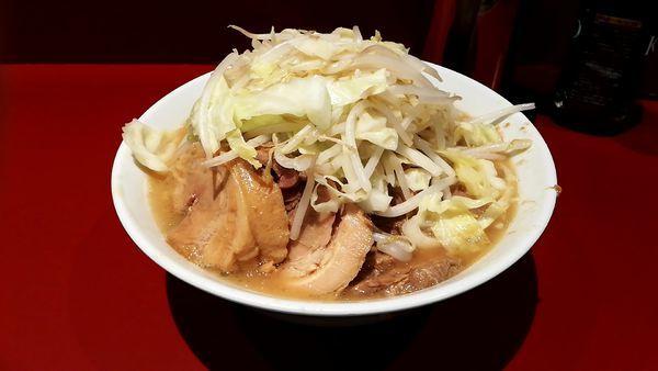 「小豚 850円」@ラーメン二郎 荻窪店の写真