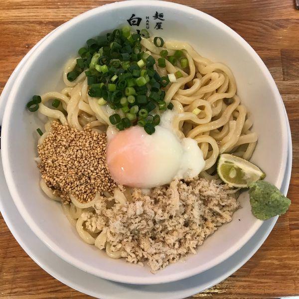 「令和の鯛香露 鯛のおぼろ飯 1,000円」@二代目 白神の写真