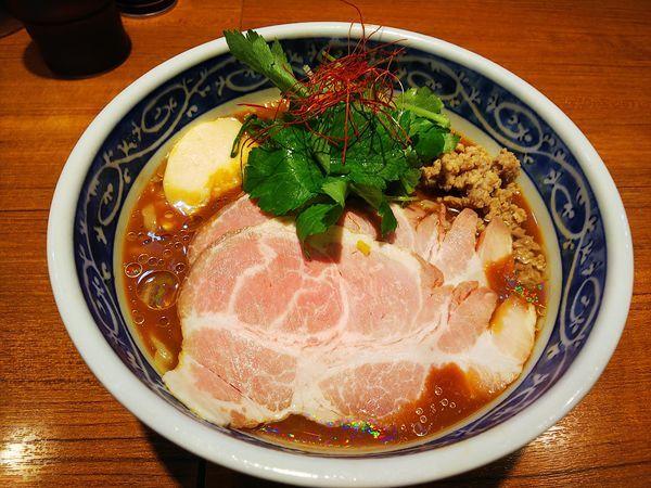 「冷し味噌らーめん」@寿製麺よしかわ 川越店の写真
