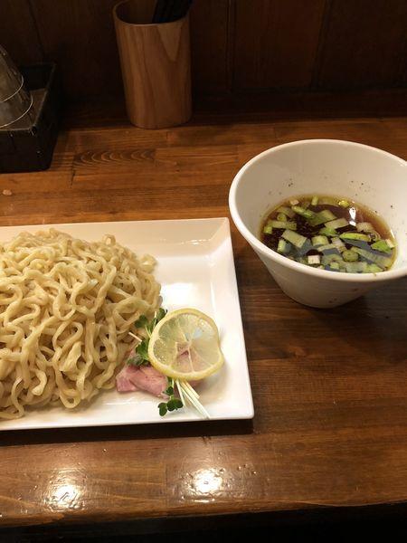 「つけ麺」@らーめん かねかつの写真