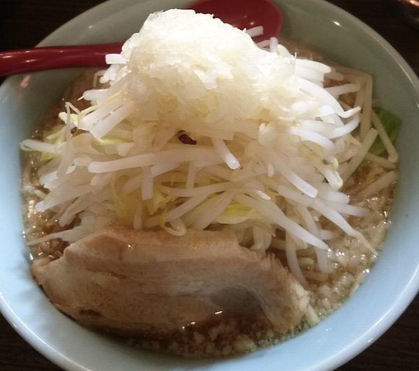 「ふじ麺」@山勝角ふじ 総本店の写真