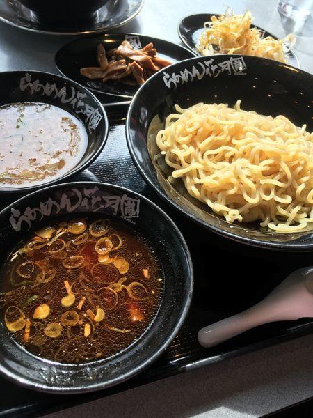 「無双つけ麺」@らあめん花月嵐 原町田店の写真