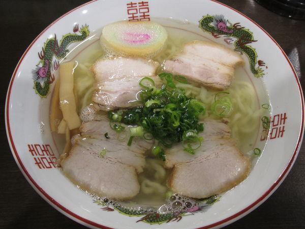 「中華そば(大) 「880円」」@自家製麺中華そば 番家の写真