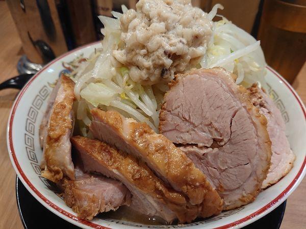 「小豚  味噌山」@ラーメン豚山 上野店の写真
