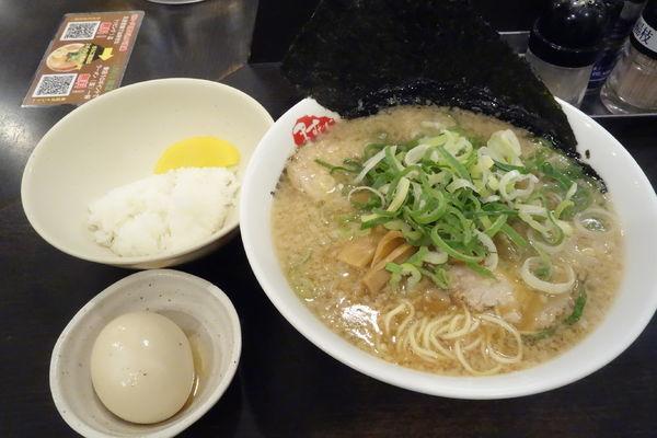 「【限定】ますたにスペシャル」@京都銀閣寺 ますたにラーメン 日本橋本店の写真
