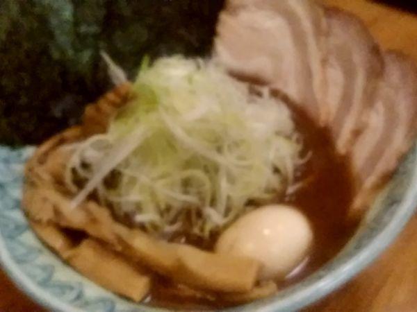 「特製蕪村そば(並盛)1,040円」@麺屋蕪村の写真