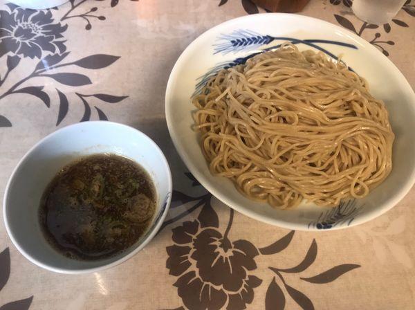 「つけそば 麺大盛」@小烏丸 ramen-laboの写真