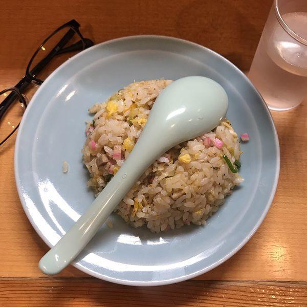 「半チャーハン」@元祖ニュータンタンメン本舗 平間店の写真