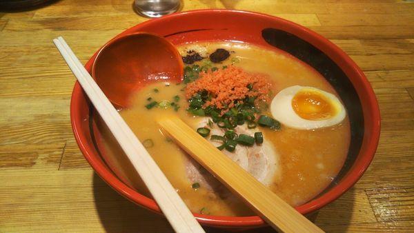 「えびみそ(あじわい・細麺)」@えびそば一幻 総本店の写真