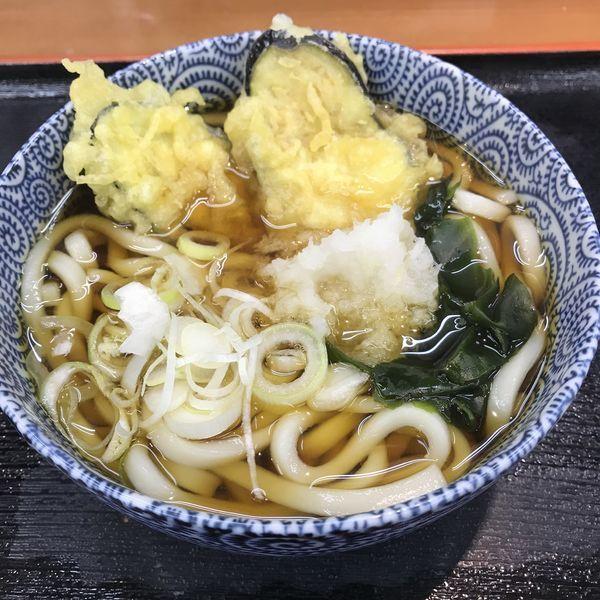 「朝旬そば(¥350)」@そば処 大吉田の写真