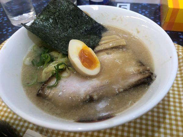 「醤油豚骨ノーマル」@光麺 池袋本店の写真
